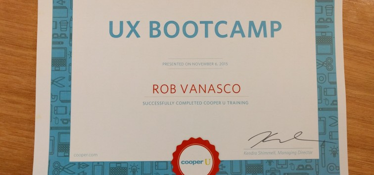 cooperu, ux bootcamp